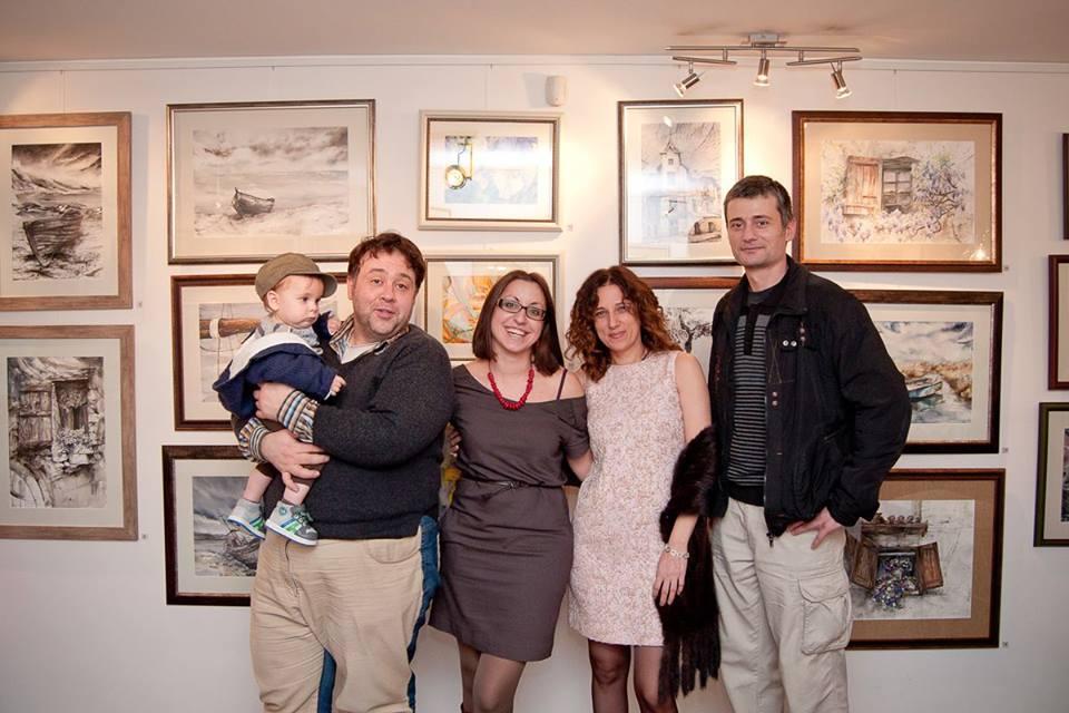 """""""Absinthe"""" gallery, Sofia"""