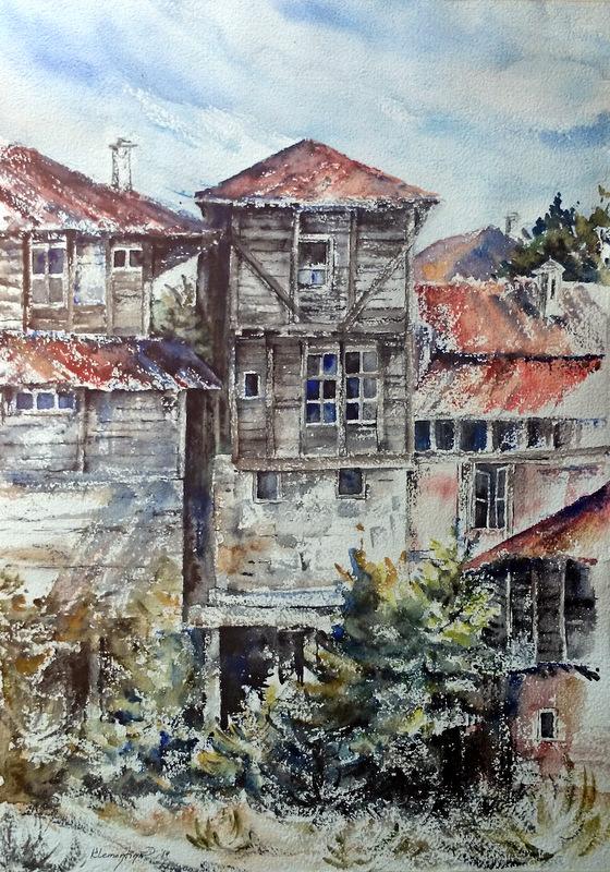 Old town Elena